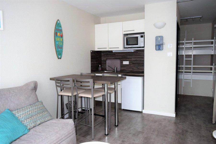 acheter appartement 1 pièce 20.58 m² les sables-d'olonne photo 1