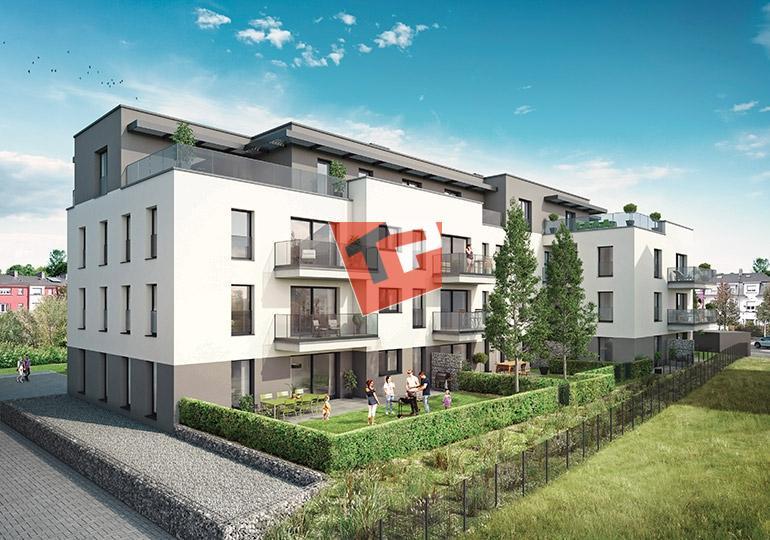 penthouse-wohnung kaufen 3 schlafzimmer 167.83 m² howald foto 1