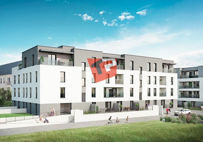 penthouse-wohnung kaufen 3 schlafzimmer 167.83 m² howald foto 7