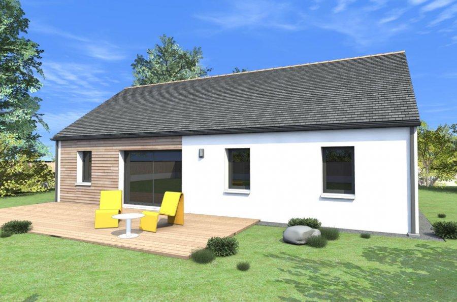 Maison individuelle en vente rou marson 98 m 157 for Nf maison individuelle