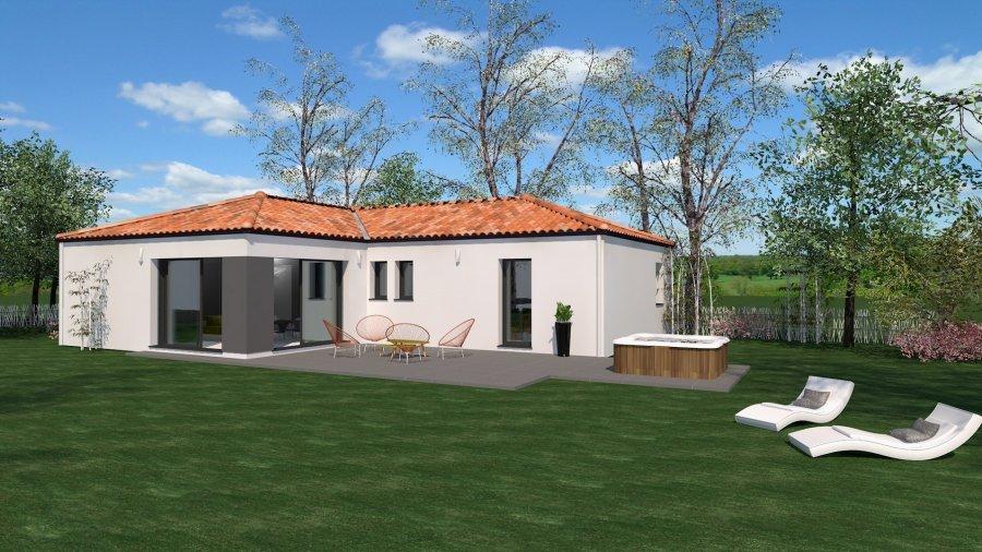 acheter maison 5 pièces 93 m² basse-goulaine photo 3