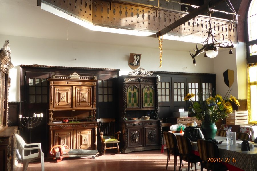 schloss kaufen 30 zimmer 1163 m² ham-sous-varsberg foto 3