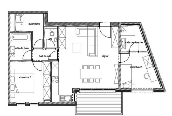 apartment for buy 2 rooms 79 m² arlon photo 2