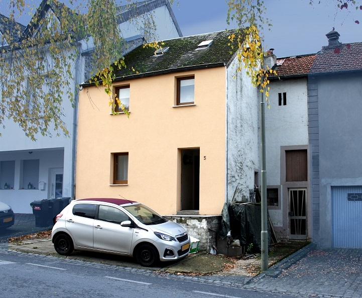 Maison mitoyenne à vendre 3 chambres à Consdorf