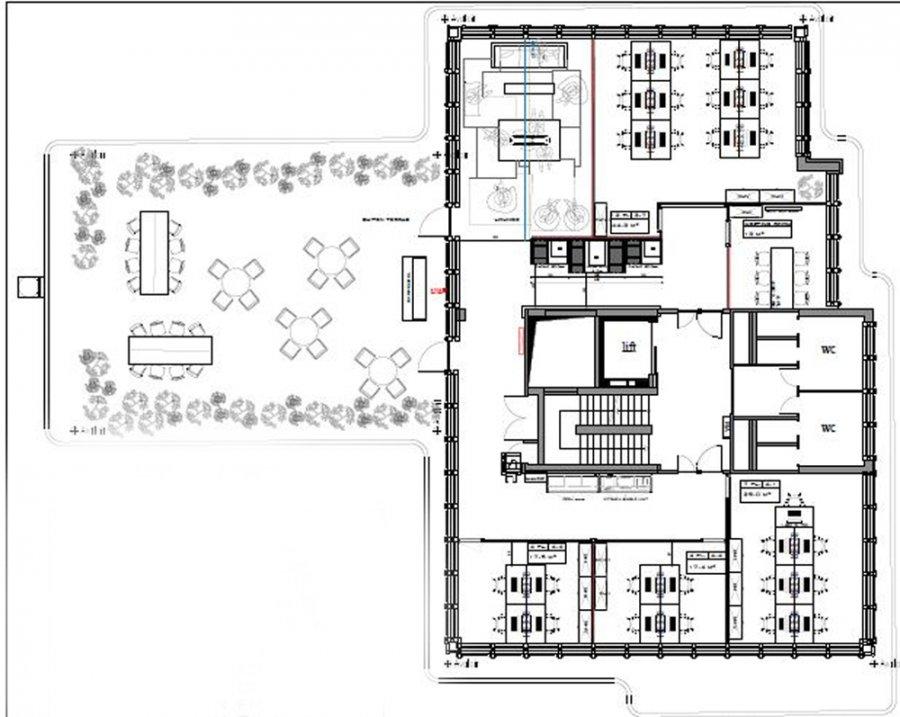 louer bureau 0 chambre 670 m² luxembourg photo 6