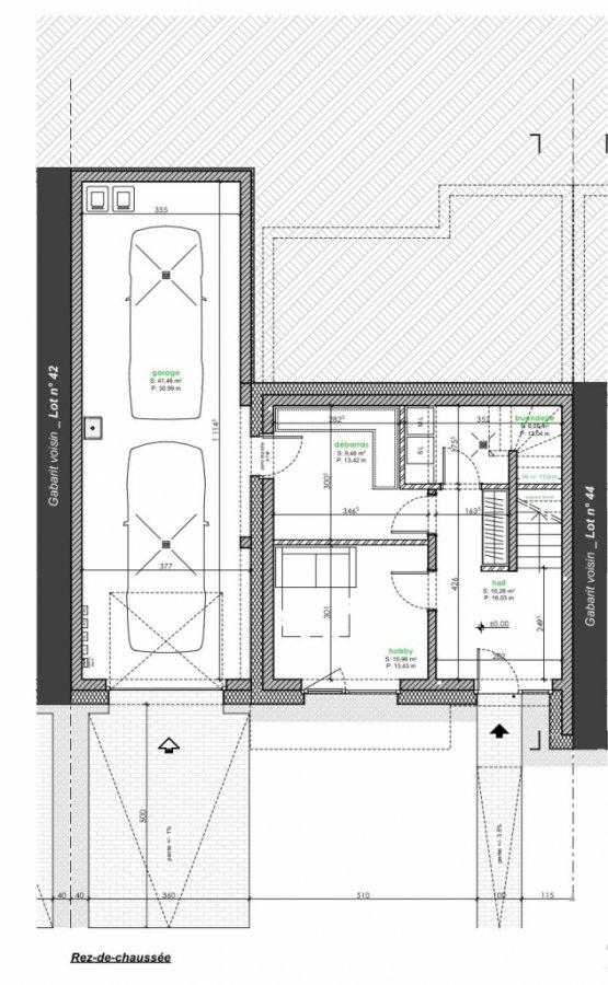 acheter maison mitoyenne 3 chambres 148 m² ettelbruck photo 4