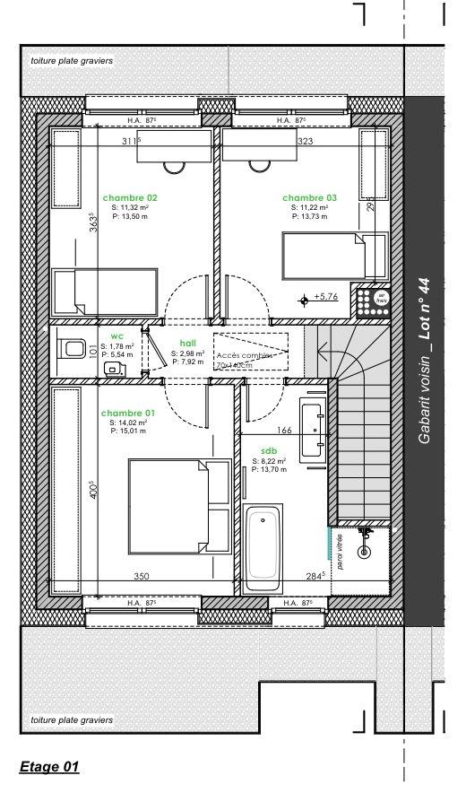 acheter maison mitoyenne 3 chambres 148 m² ettelbruck photo 6