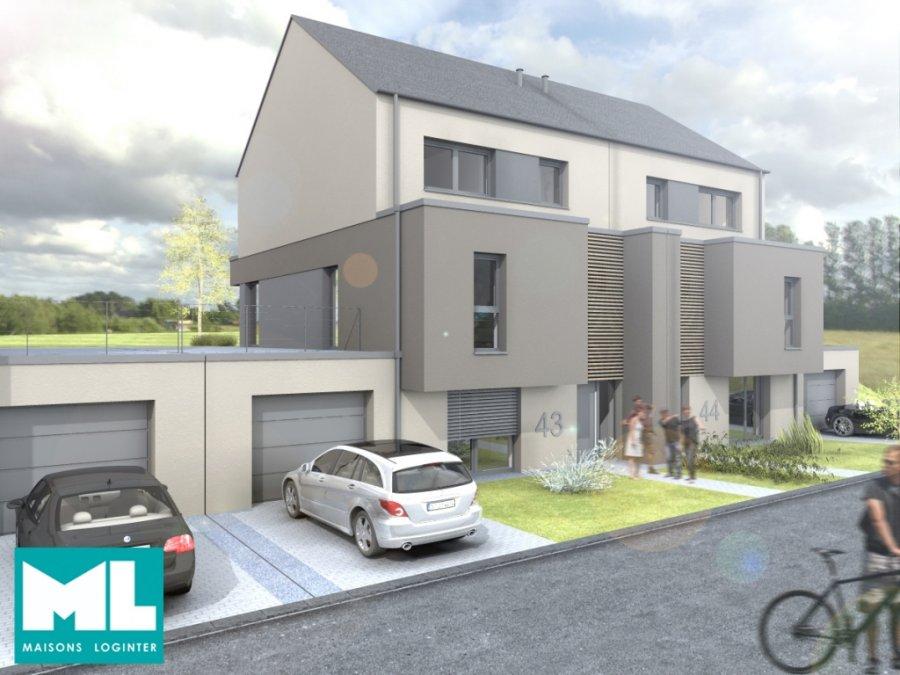 acheter maison mitoyenne 3 chambres 148 m² ettelbruck photo 1