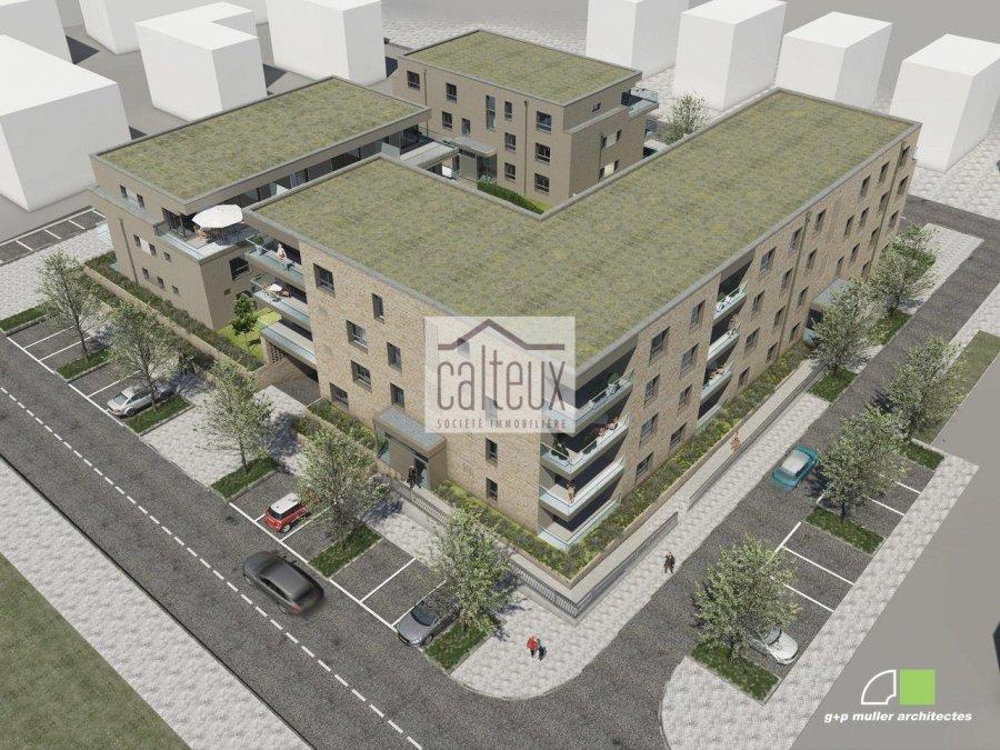 penthouse-wohnung kaufen 3 schlafzimmer 90.09 m² differdange foto 4
