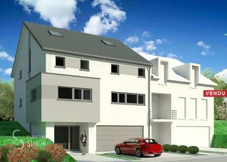acheter maison jumelée 4 chambres 262.9 m² weiswampach photo 2