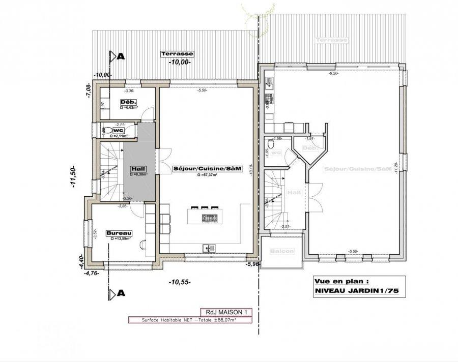 acheter maison jumelée 4 chambres 262.9 m² weiswampach photo 6