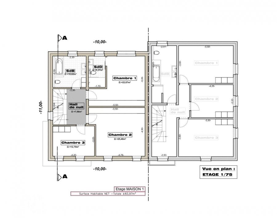 acheter maison jumelée 4 chambres 262.9 m² weiswampach photo 7