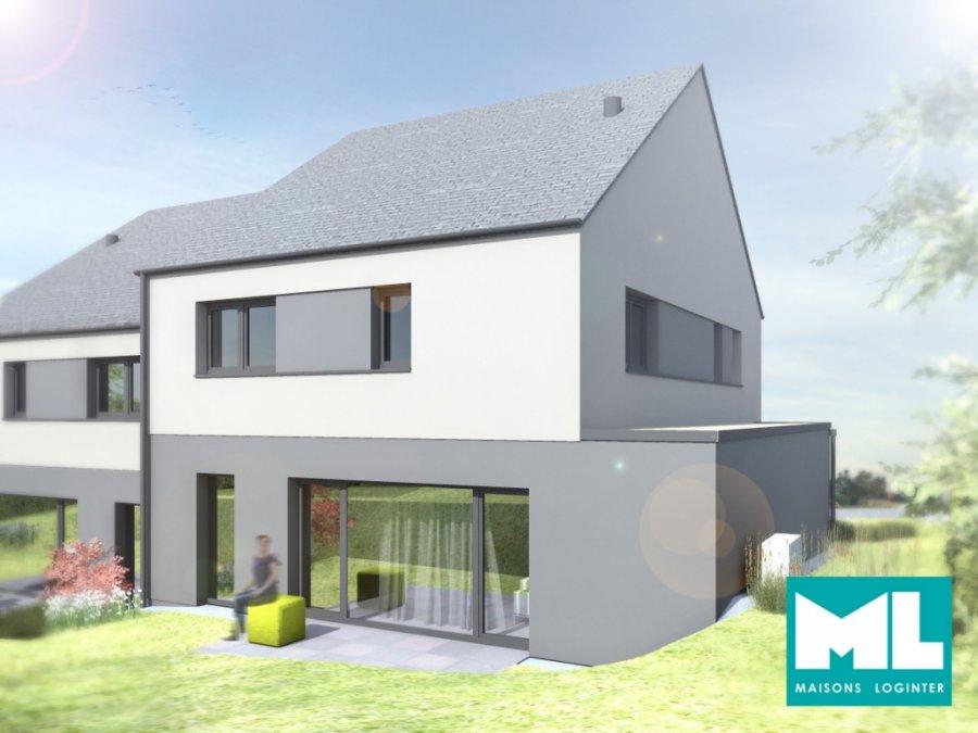 acheter maison jumelée 4 chambres 136 m² burden photo 1