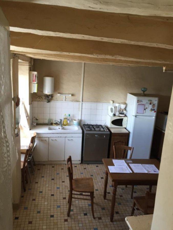 Maison à vendre F4 à Saint christophe sur le nais