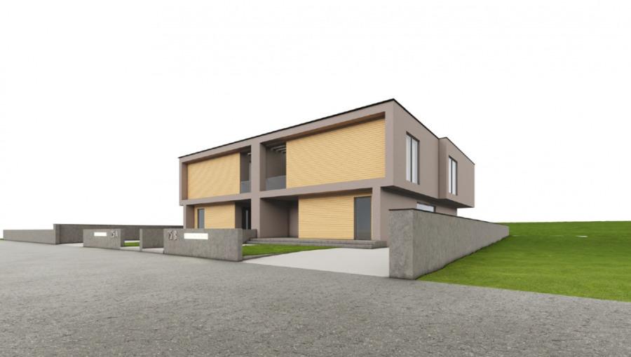 Maison jumelée à vendre 4 chambres à Garnich