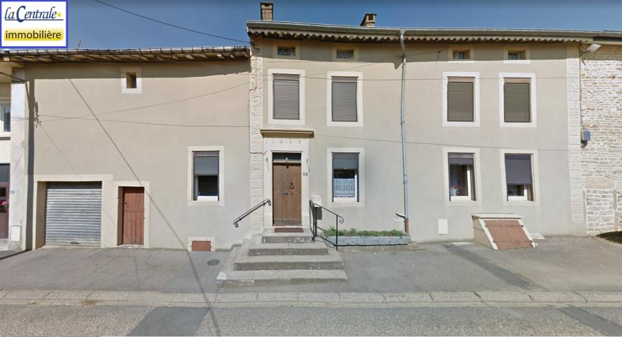 Maison à vendre F7 à Mercy-le-Bas