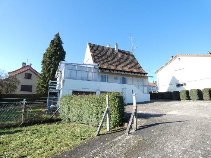acheter maison 5 pièces 87 m² bouzonville photo 2