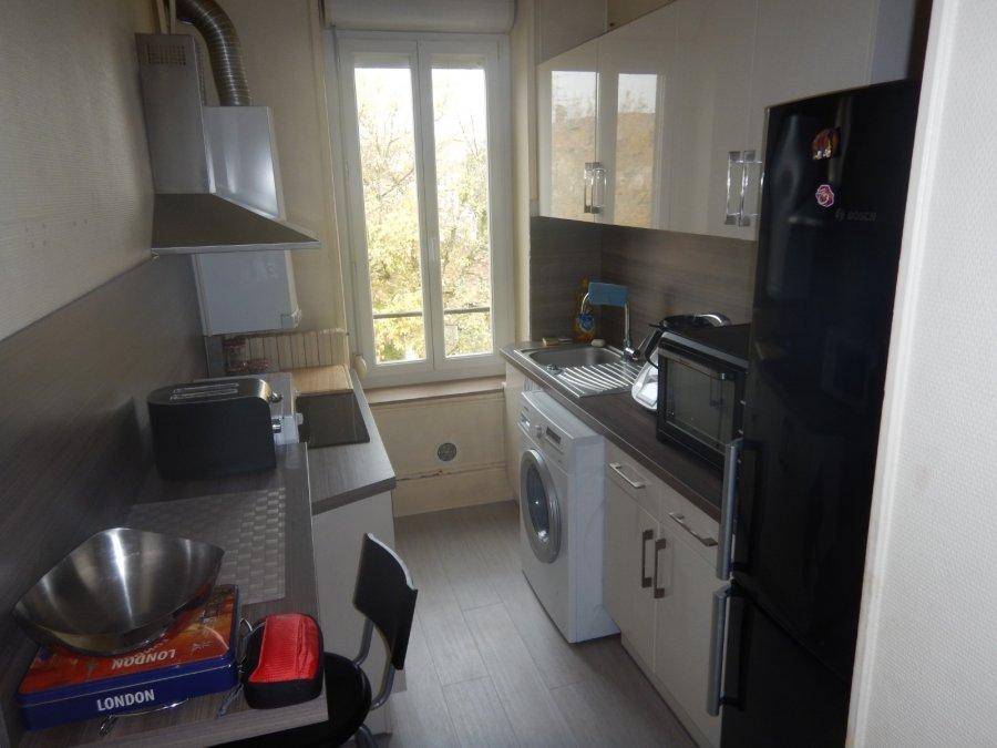 Appartement à louer F3 à Nancy-Ville vieille - Léopold