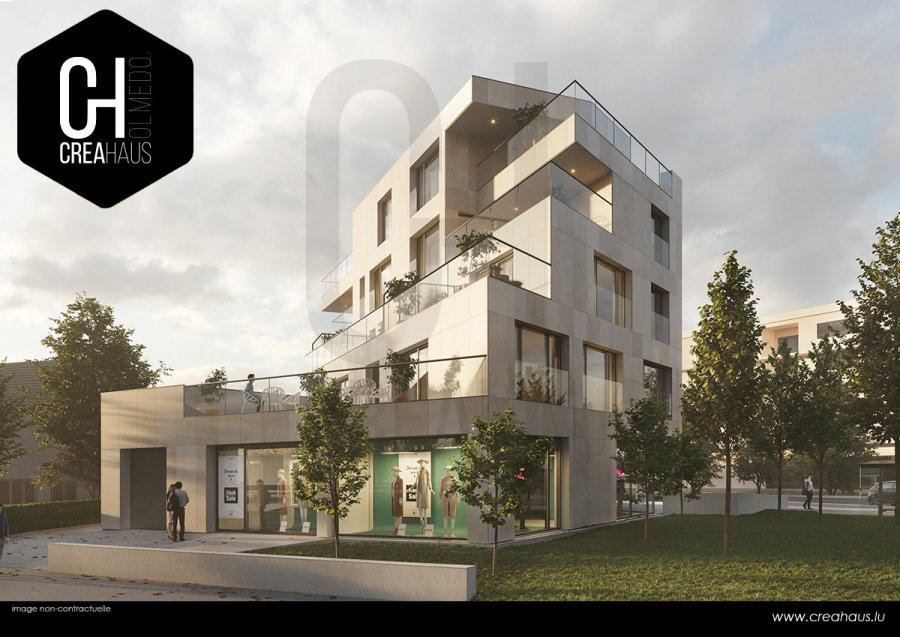 acheter appartement 1 chambre 61.42 m² mamer photo 1