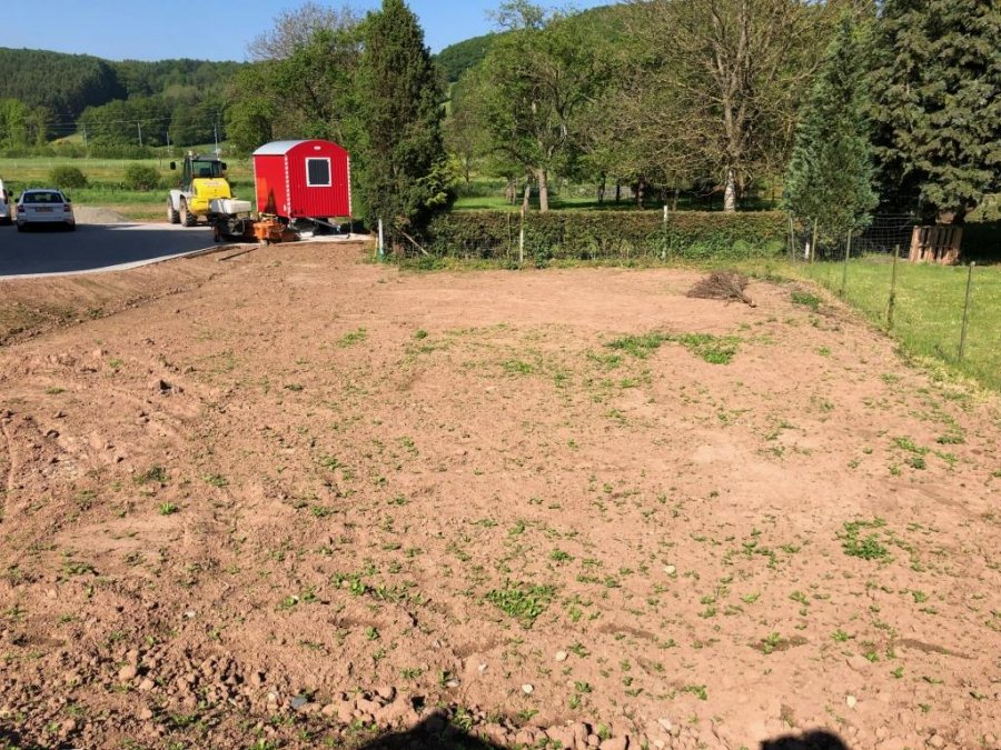 Terrain constructible à Erpeldange (Ettelbruck)