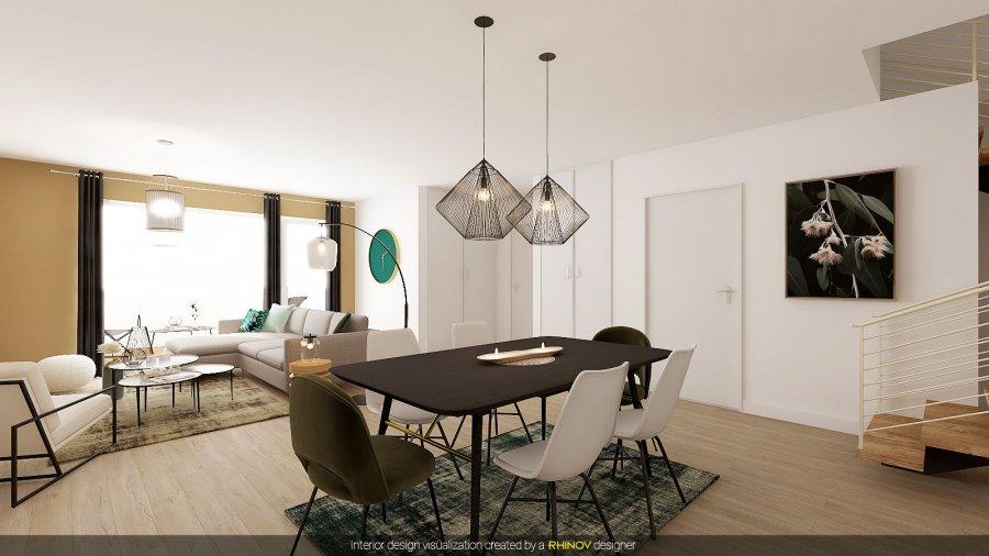 acheter duplex 3 chambres 96.16 m² esch-sur-alzette photo 1