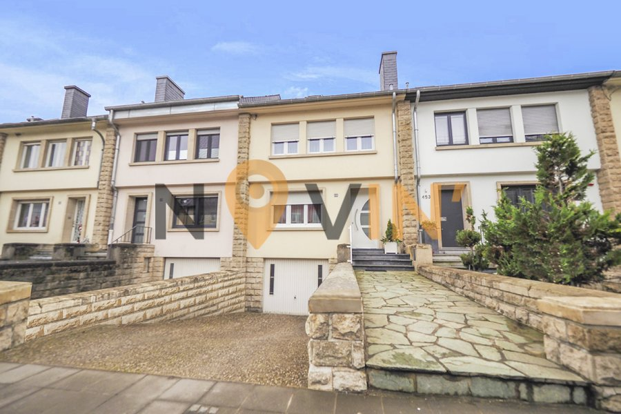 acheter maison 4 chambres 150 m² luxembourg photo 1