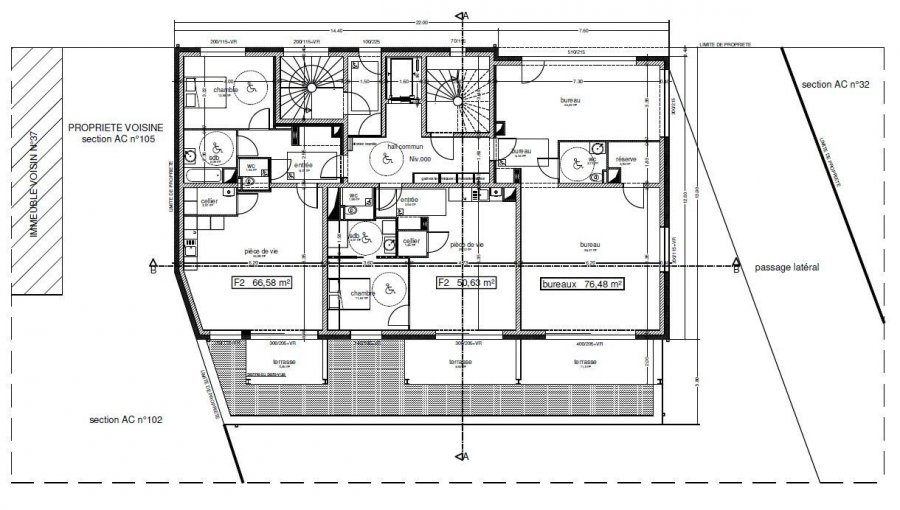acheter appartement 2 pièces 50.63 m² crusnes photo 3