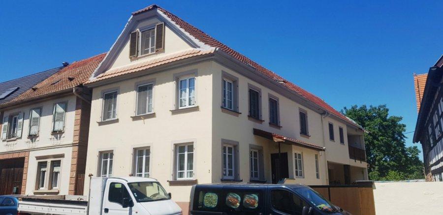 Immeuble de rapport à vendre F8 à Wolfisheim