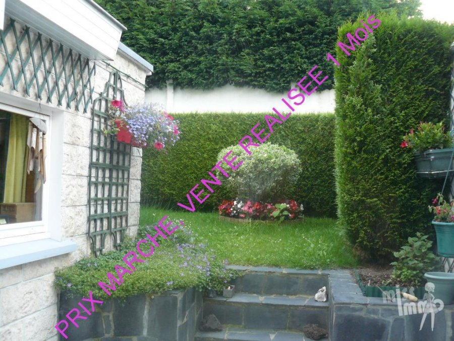 acheter maison individuelle 5 pièces 105 m² marcq-en-baroeul photo 1