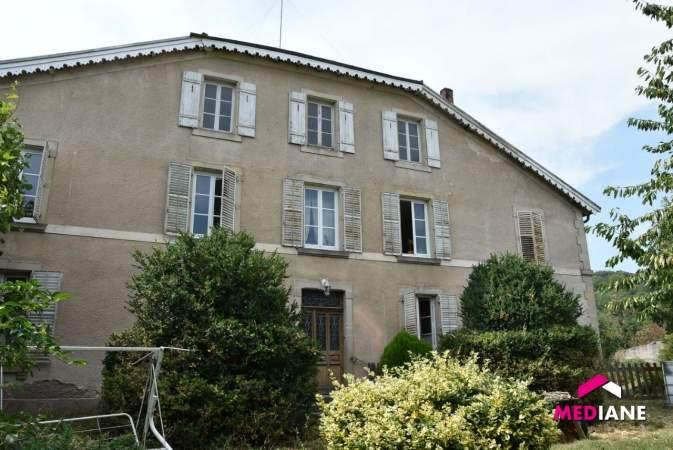 acheter maison 5 pièces 141 m² charmes photo 1