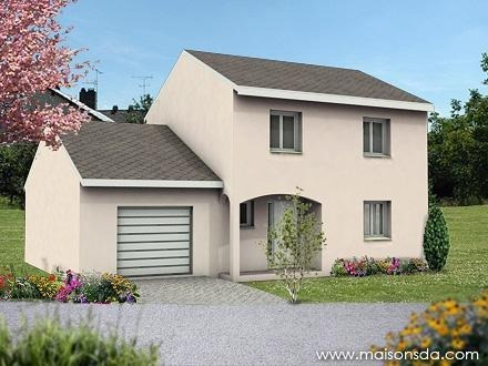house design for buy 5 rooms 90 m² roussy-le-village photo 1