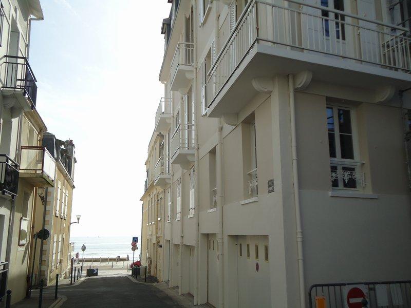 acheter appartement 1 pièce 23 m² les sables-d'olonne photo 1