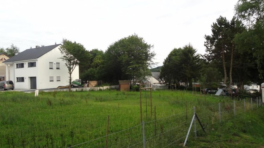 Terrain constructible à vendre à Liefrange