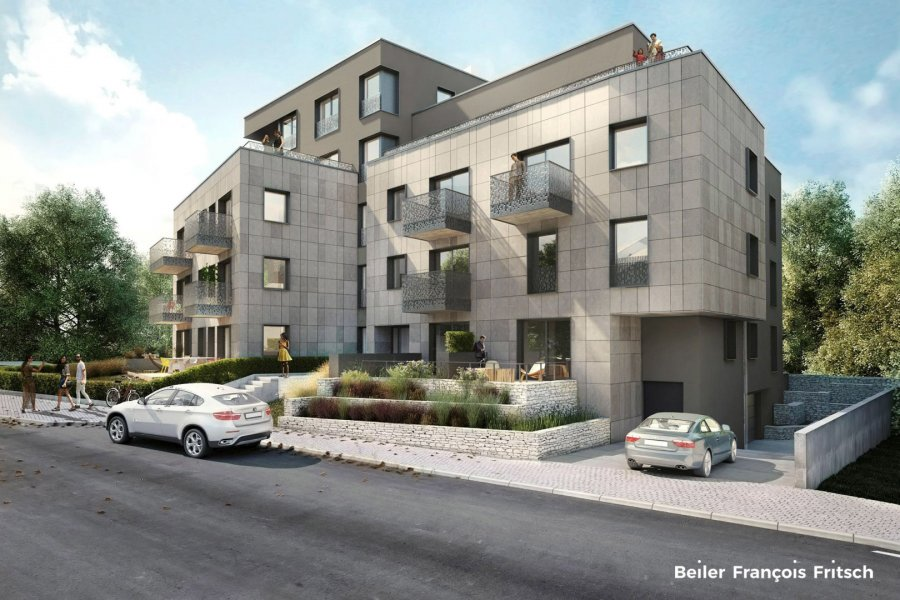 acheter appartement 2 chambres 85.82 m² luxembourg photo 2