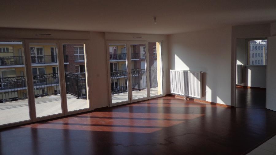 acheter appartement 4 pièces 109.73 m² lille photo 1