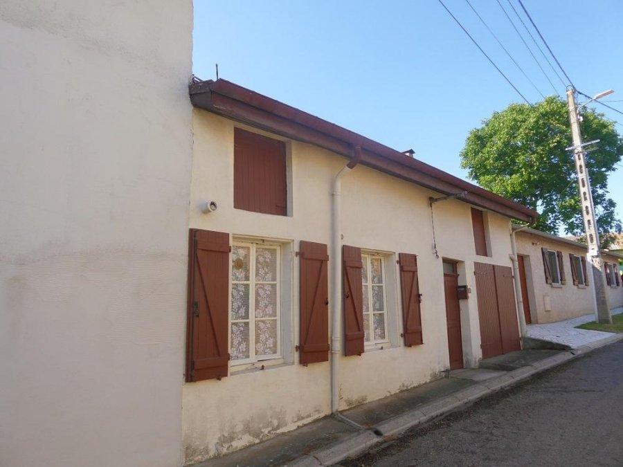 acheter maison mitoyenne 3 pièces 0 m² mars-la-tour photo 2