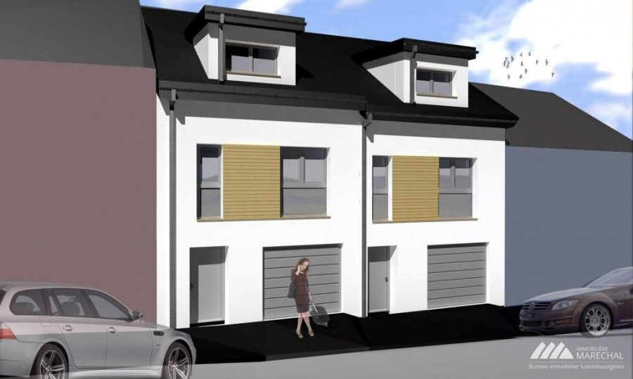 acheter maison mitoyenne 3 chambres 165 m² luxembourg photo 1