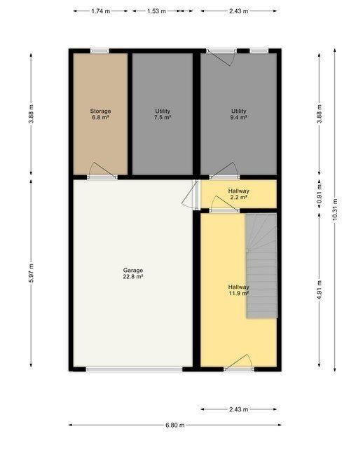 acheter maison 5 chambres 190 m² luxembourg photo 4