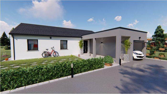 acheter maison 5 pièces 98 m² void-vacon photo 1