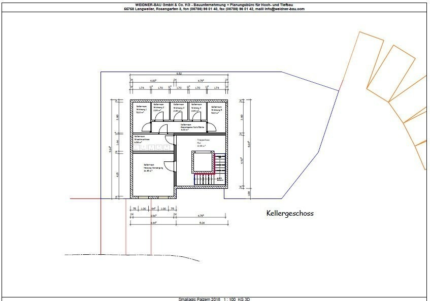 acheter penthouse 5 pièces 147 m² palzem photo 7