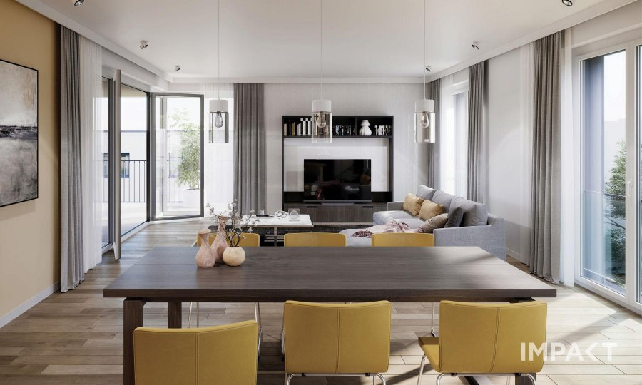 acheter appartement 2 chambres 85.93 m² bertrange photo 4