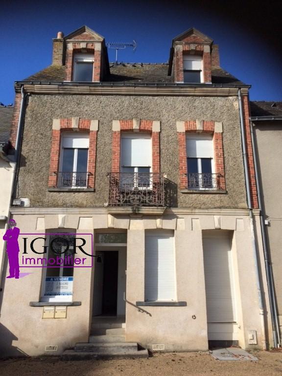 Maison à vendre F9 à Erbray