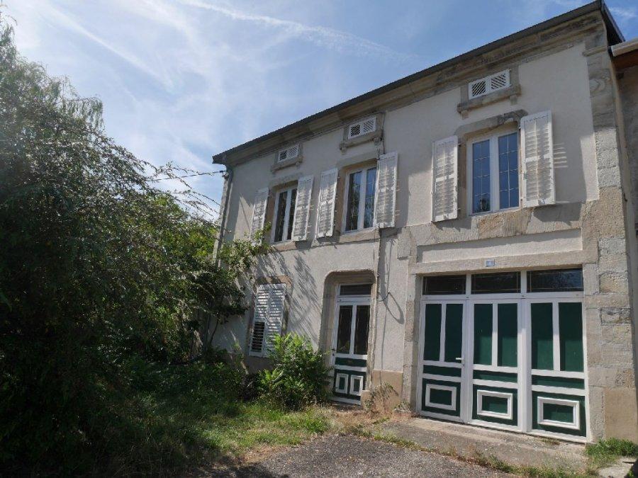 acheter maison 8 pièces 218 m² gerbéviller photo 1