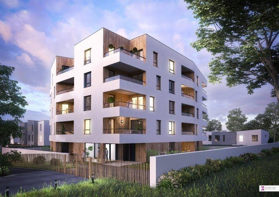acheter appartement 3 pièces 61.64 m² vandoeuvre-lès-nancy photo 3