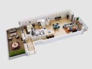 Wohnung zum Kauf 1 Zimmer in Luxembourg-Dommeldange - Ref. 6657113