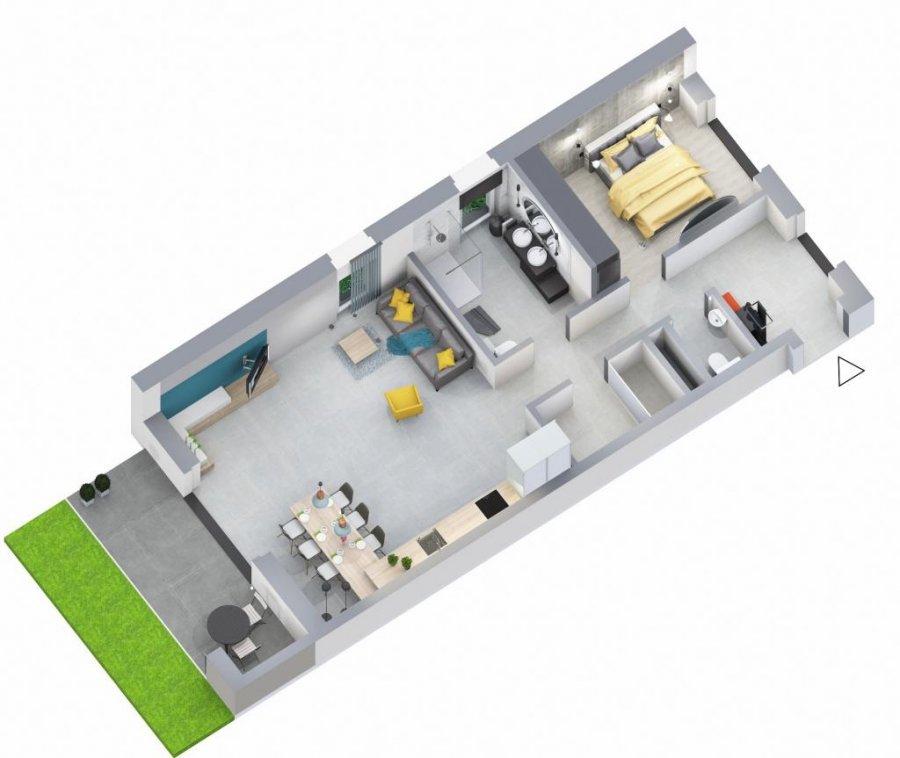acheter appartement 1 chambre 76.78 m² ettelbruck photo 5