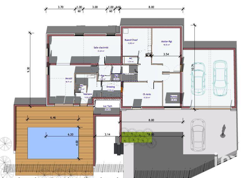 acheter maison 5 pièces 300 m² épinal photo 3