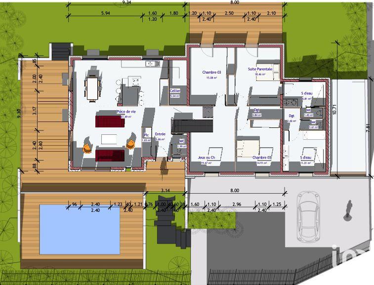 acheter maison 5 pièces 300 m² épinal photo 2