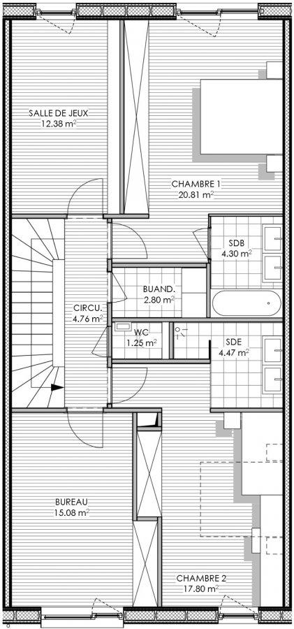 acheter maison 4 chambres 222.5 m² peppange photo 6