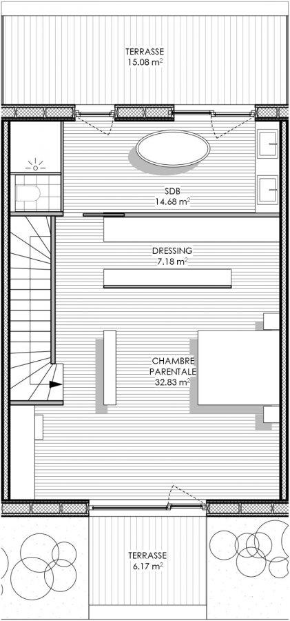 acheter maison 4 chambres 222.5 m² peppange photo 7